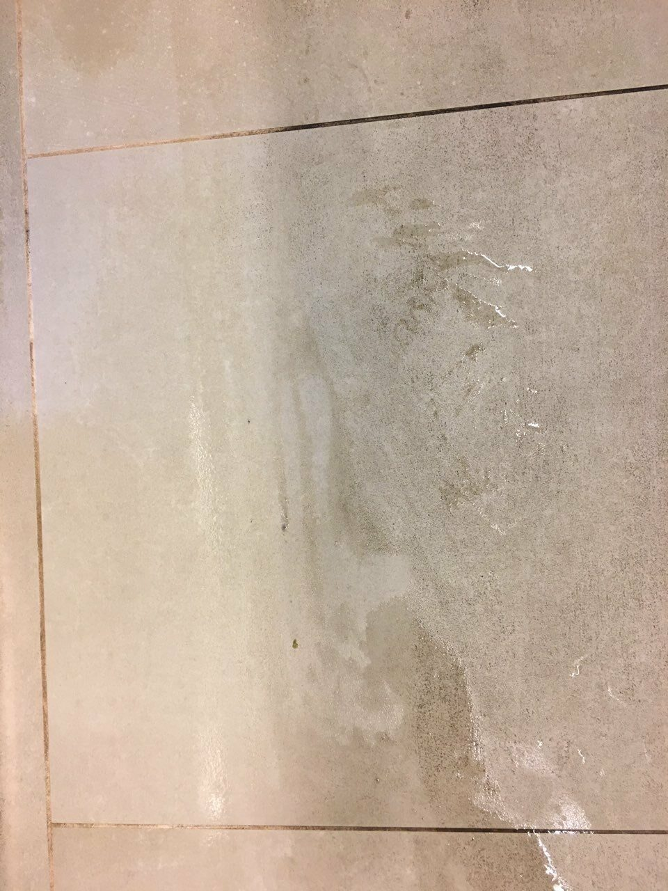 Beltéri kőpadlólap és fuga takarítás Rotowash súrológéppel