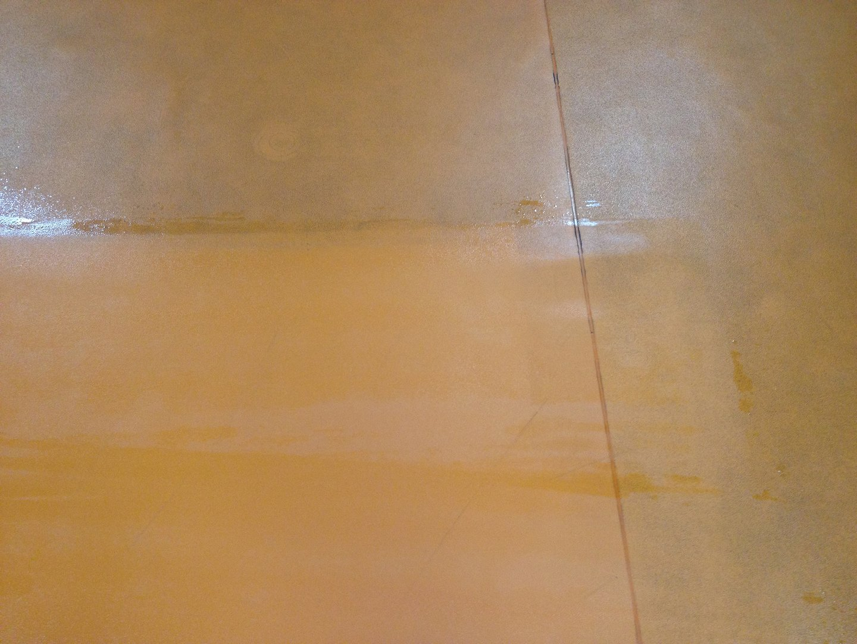 Sportpadló takarítás Rotowash padlótisztító géppel