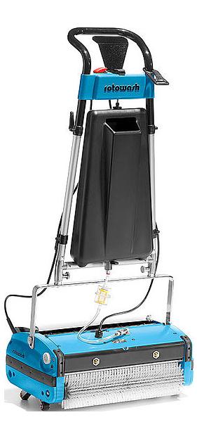 Rotowash Escalator